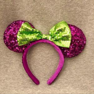 Disney Halloween Minnie ears